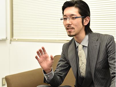 代表取締役社長 小沢一輝